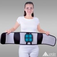 """А-500 Бандаж для торса с аппликаторами биомагнитными медицинскими - """"Крейт"""""""