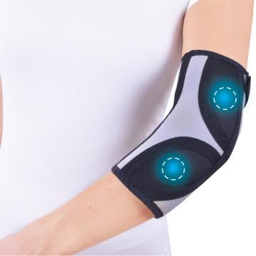 """А-400 Бандаж для коленного и локтевого сустава с аппликаторами биомагнитными медицинскими - """"Крейт"""""""
