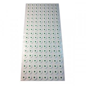 Аппликатор с пластмассовыми иглами 230*320 (инд. упак), пленка