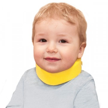 Бандаж для шейного отдела F-301 детский