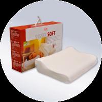 Подушка Soft Medium (Софт, размер M)
