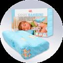 Ортопедическая подушка Sissel Bambini 3703 для детей