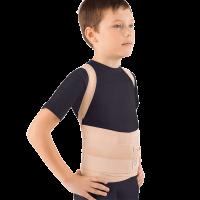 Корсет грудо-пояснично-крестцовый КГК-110 детский